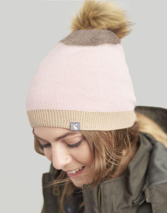 Flurrywell pop-a-pom Hat e2fae1b6209d