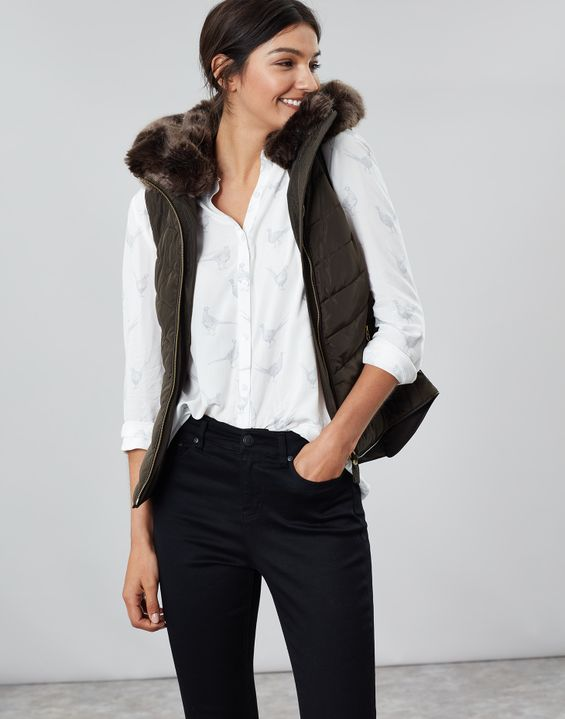 3b7d61ac27 Vests for Women | Ladies' Quilted Vests & Padded Vests | Joules® US