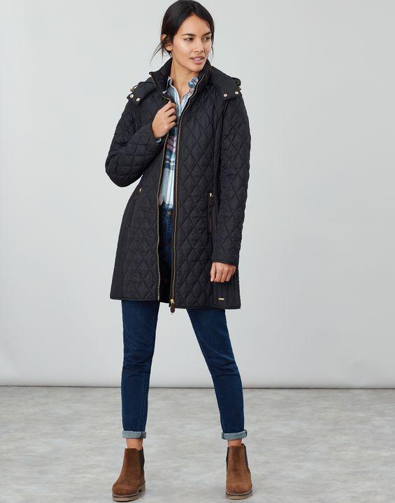 6e4117d0b Coats & Jackets for Women | Denim & Waterproof Jackets | Joules
