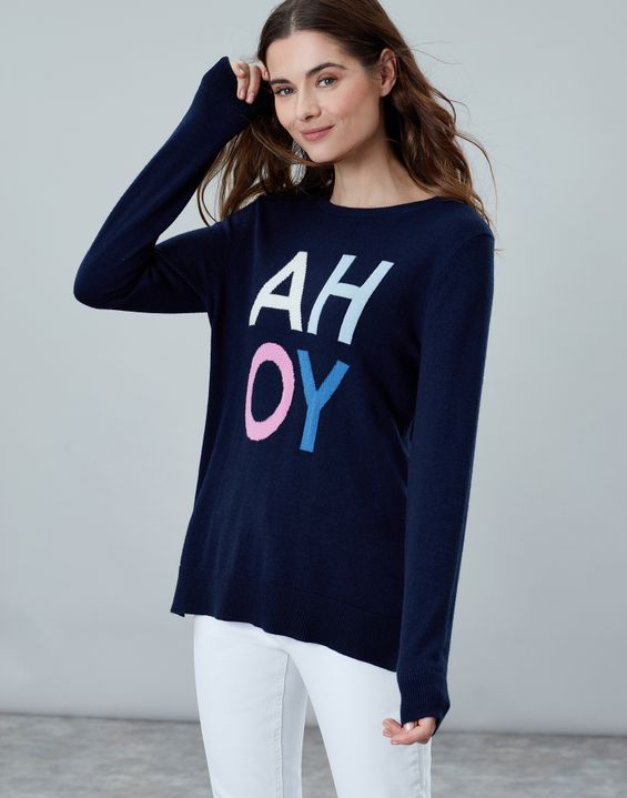 7712a493a2d Knitwear for Women | Plain & Patterned Jumpers for Women | Joules