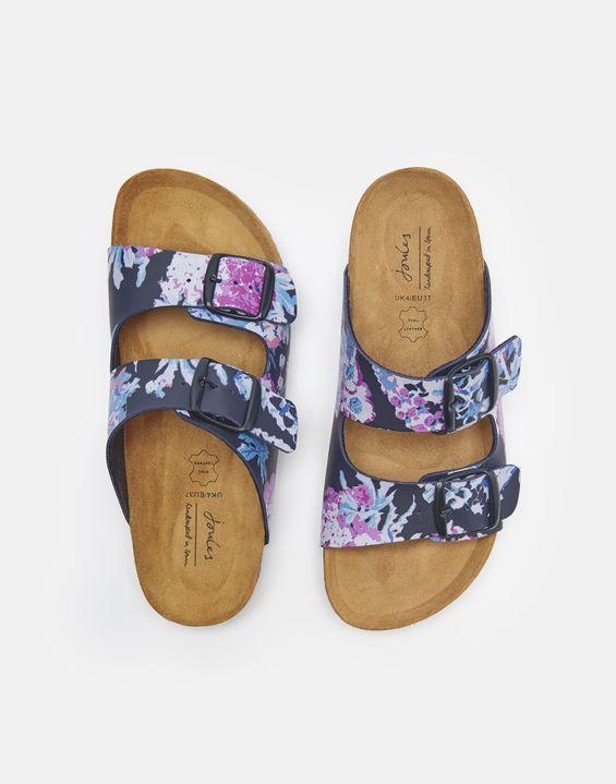 bfeffe7ed76 Penley Printed Slider Sandal