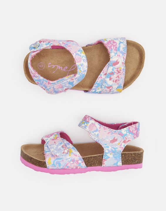 58384682014 Joules UK Tippy Toes Girls Strapped Sandal ...