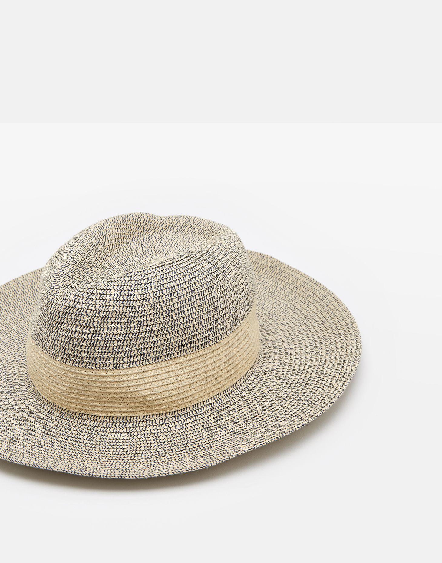 a2fe9c83a Details about Joules Womens Dora Fedora Sun Hat ONE in NATURAL in One Size